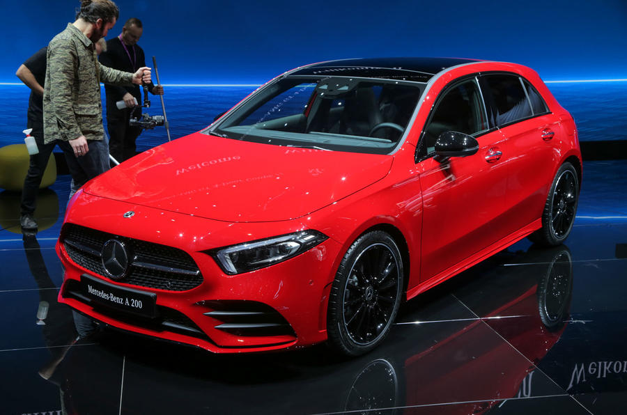 2018 Mercedes Benz A Class: Starting Price Confirmed As £25,800