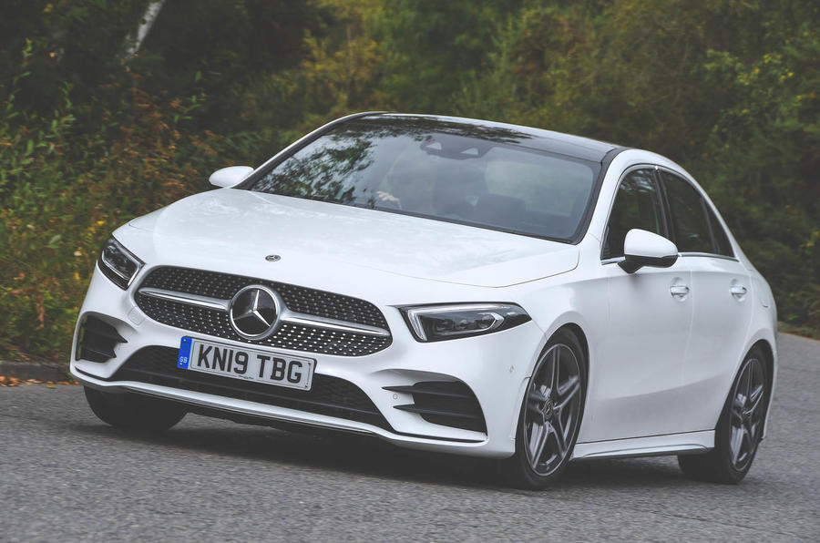 mercedes benz a250 saloon amg line 2019 review review. Black Bedroom Furniture Sets. Home Design Ideas