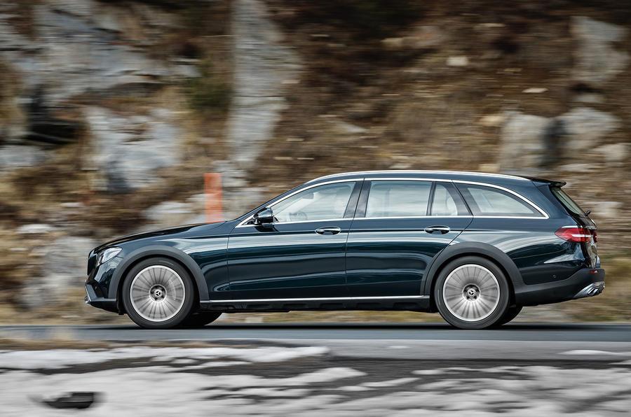 2017 Mercedes E 350 D All Terrain Review Review Autocar