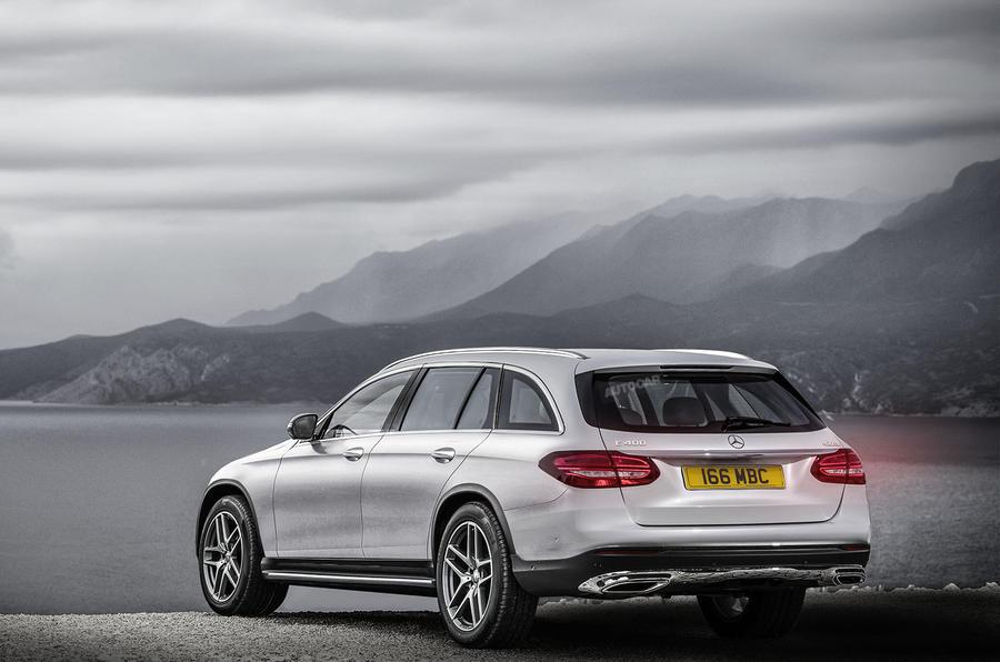 New Mercedes Benz E Class Estate To Take On Audi A6 Allroad Autocar