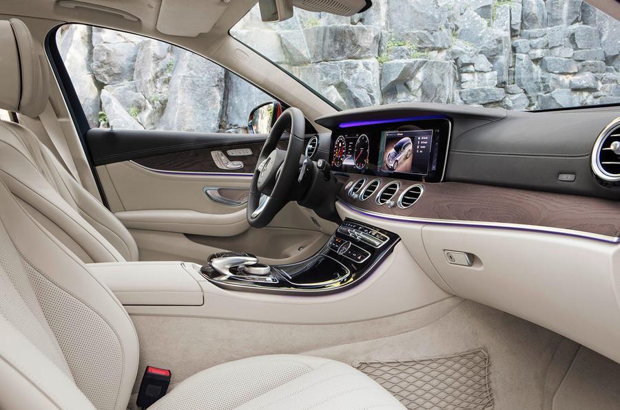 Mercedes E-Class All Terrain