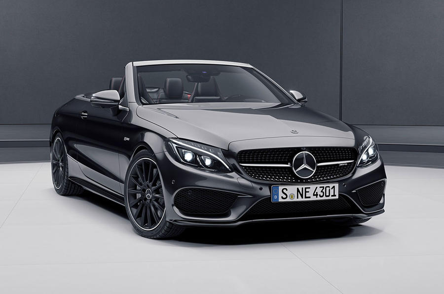 C43 4Matic Cabriolet Night Edition
