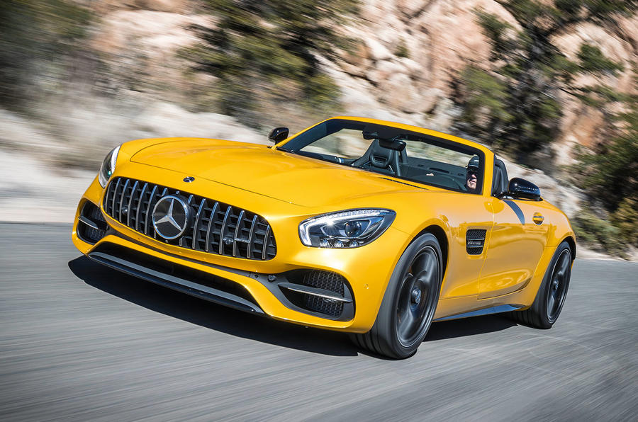 Mercedes Benz Sls Amg Review >> Mercedes-AMG GT C Roadster 2017 review | Autocar