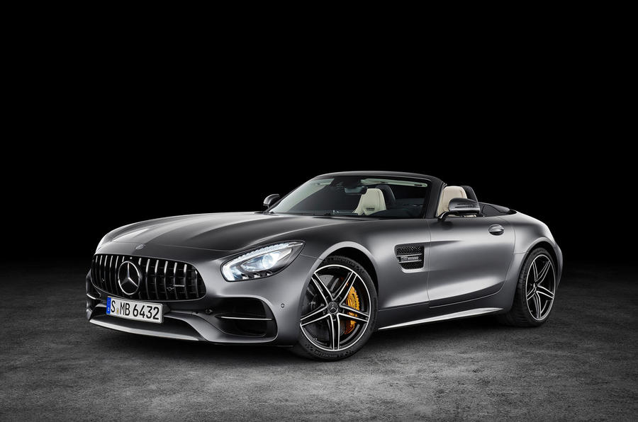 F Type Price >> Mercedes-AMG GT Roadster, GT R and GT C Roadster: prices and specs | Autocar