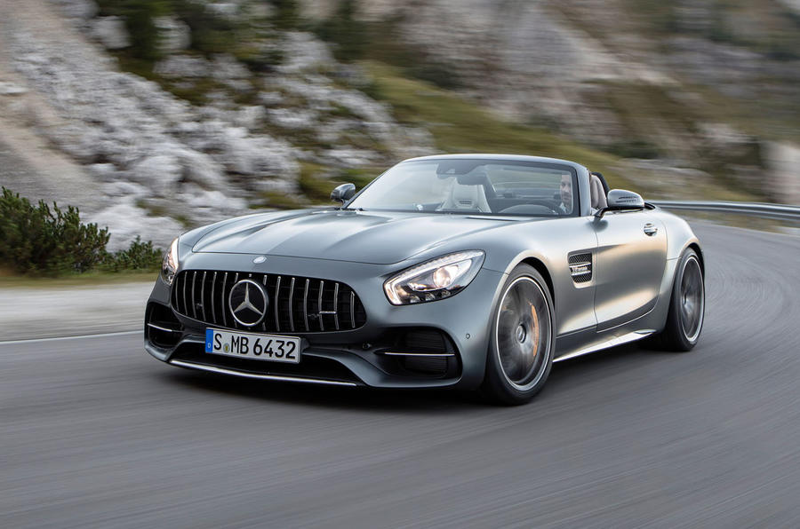 Mercedes Amg Gt Roadster Gt R And Gt C Roadster Prices And Specs