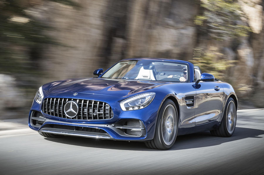 Mercedes AMG GT Roadster 2017 review