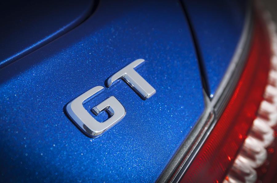 Mercedes-AMG GT Roadster badging