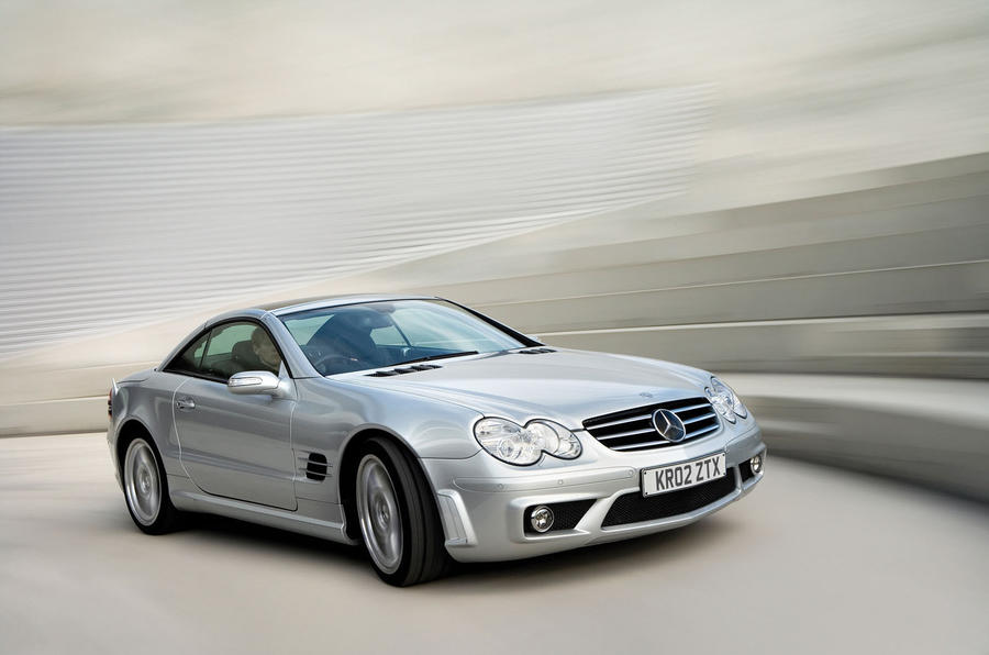 mercedes sl55 amg used car buying guide autocar. Black Bedroom Furniture Sets. Home Design Ideas