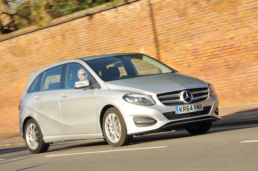 £25,695 Mercedes-Benz B 220 CDI Sport