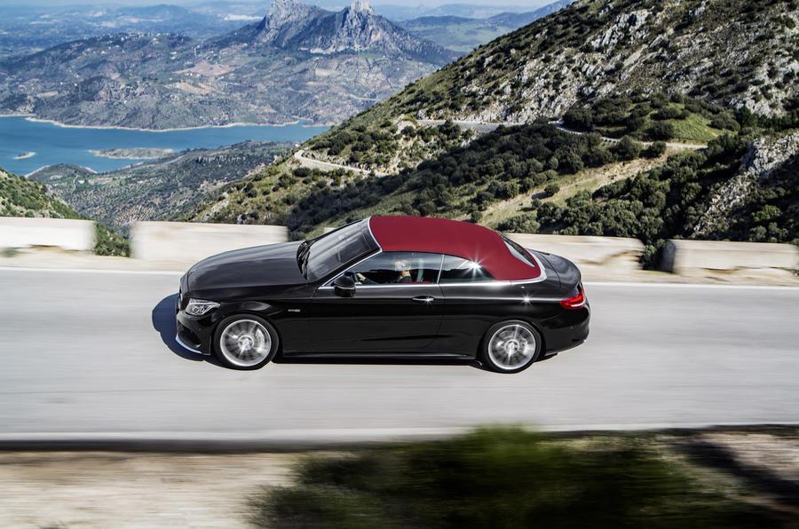 New Mercedes Benz C Class Cabriolet Revealed At Geneva