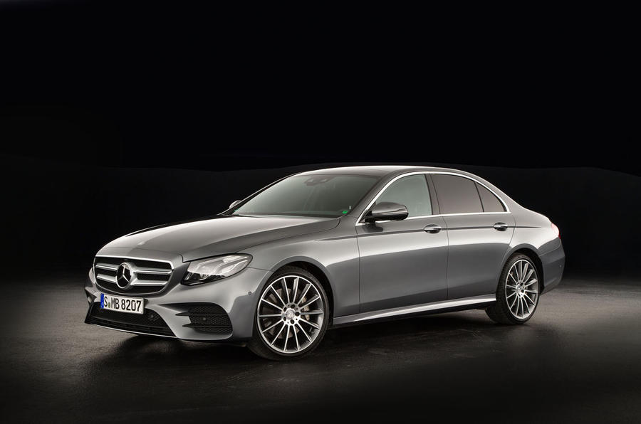 Car Leasing Mercedes E Class Coupe