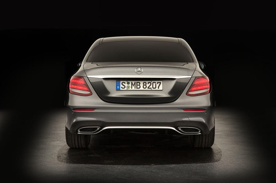 New Mercedes-Benz E-Class - exclusive pictures and video | Autocar
