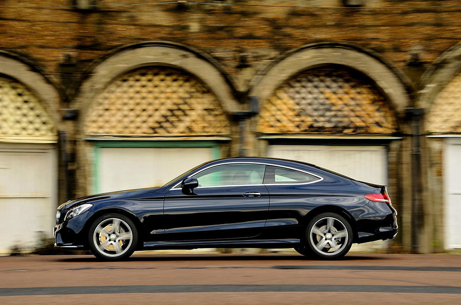 £36,460 Mercedes-Benz C 220 d Coupé