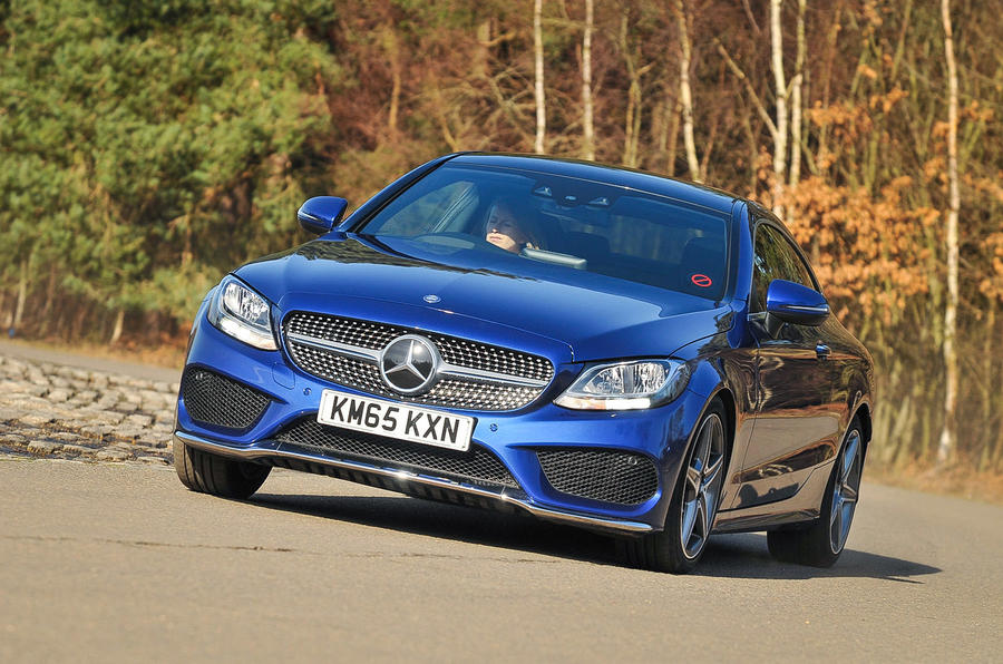 2016 mercedes benz c 250 d amg line coup uk review review autocar. Black Bedroom Furniture Sets. Home Design Ideas