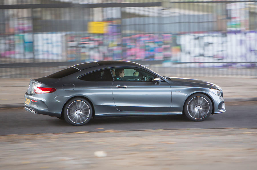 2016 mercedes amg c 43 4matic coup review review autocar. Black Bedroom Furniture Sets. Home Design Ideas