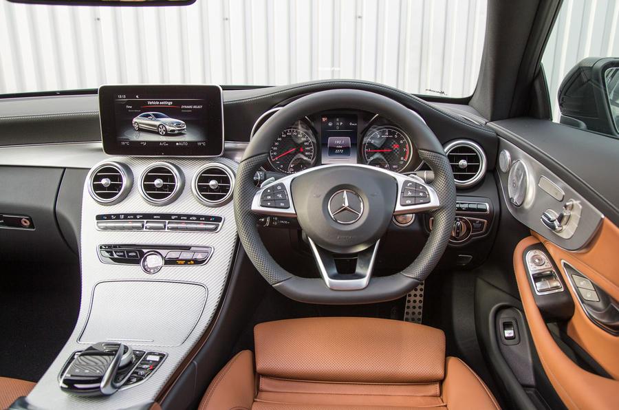 Mercedes-AMG C 43 4Matic Coupé