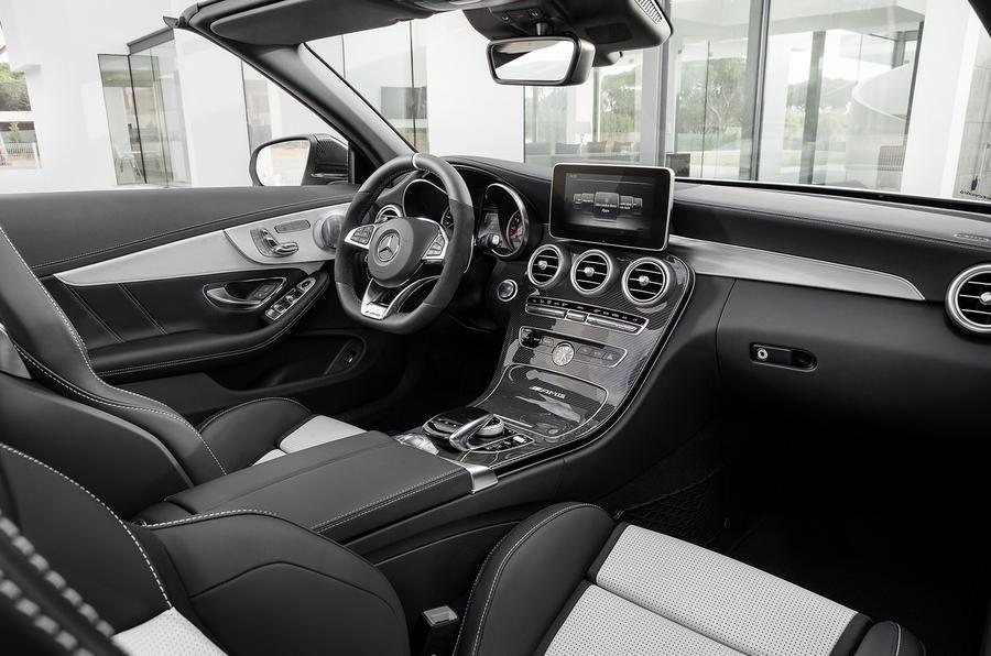 Mercedes C63 Cabriolet