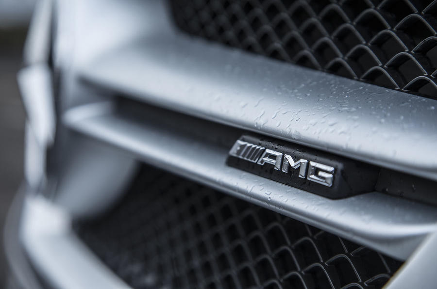 Mercedes-AMG badging