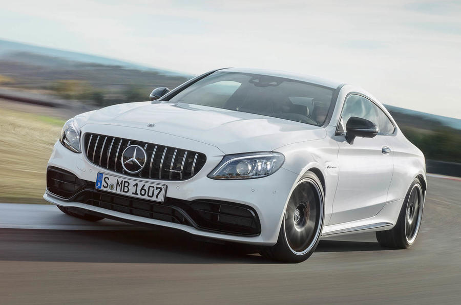 Mercedes-AMG C63 debuts in NY