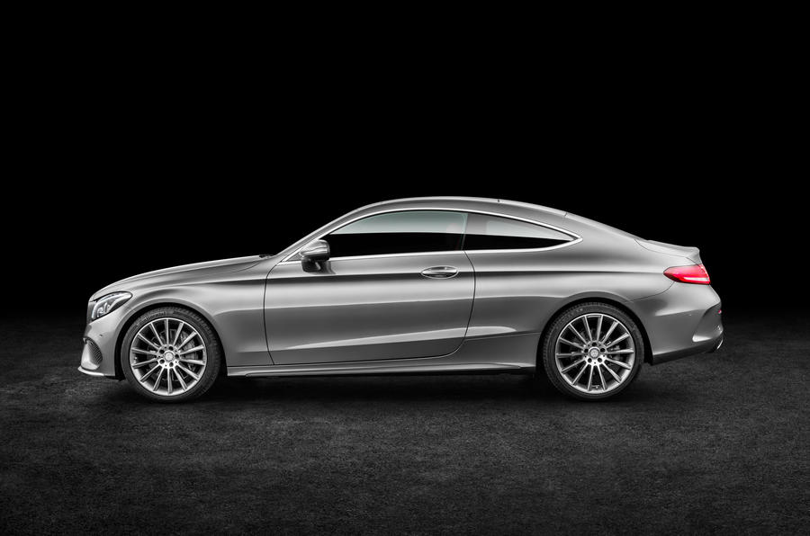 2015 mercedes benz c class coup pricing spec and mercedes amg c63 versions autocar - Mercedes benz c class coupe 2015 ...
