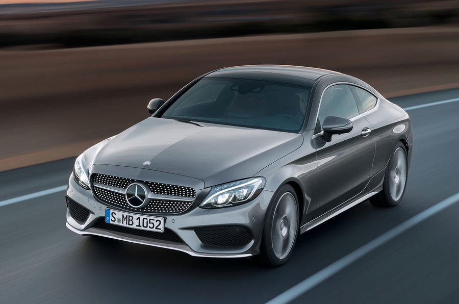 2015 MercedesBenz CClass Coup  pricing spec and MercedesAMG