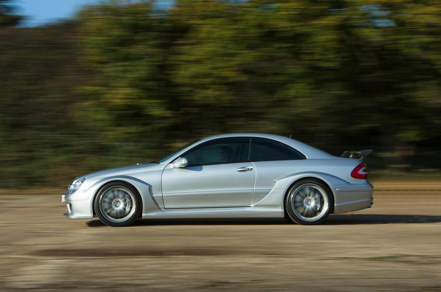 2004 mercedes benz clk dtm amg driving a legend autocar for Mercedes benz clk dtm