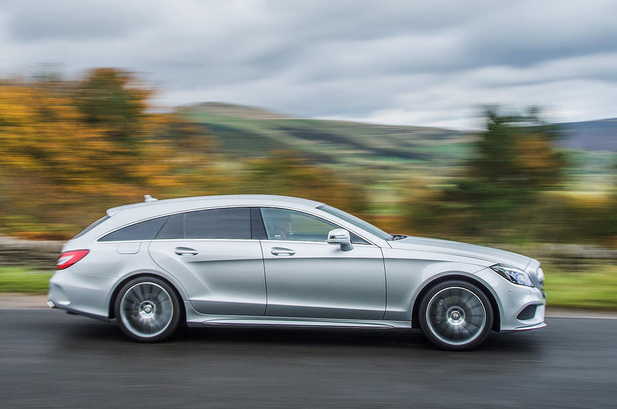 £51,400 Mercedes-Benz CLS Shooting Brake