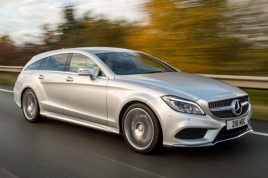 255bhp Mercedes-Benz CLS 350 Shooting Brake