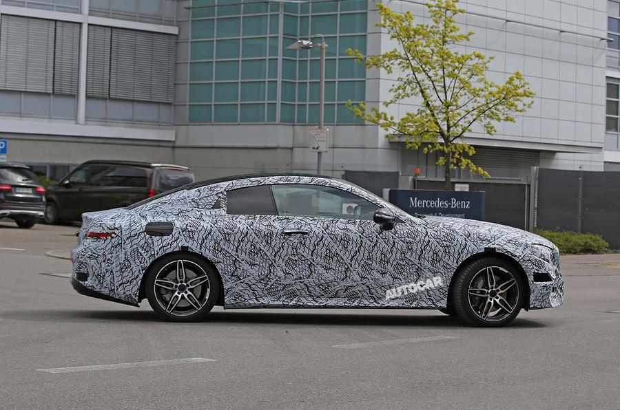 New Mercedes-Benz E-Class coupé