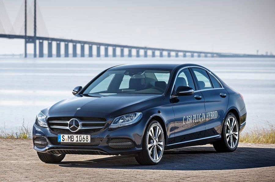Captivating Mercedes C350 Plug In Hybrid Added To C Class Range