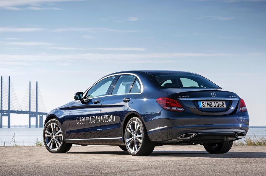 Mercedes C350 Plug In Hybrid Added To C Class Range Autocar
