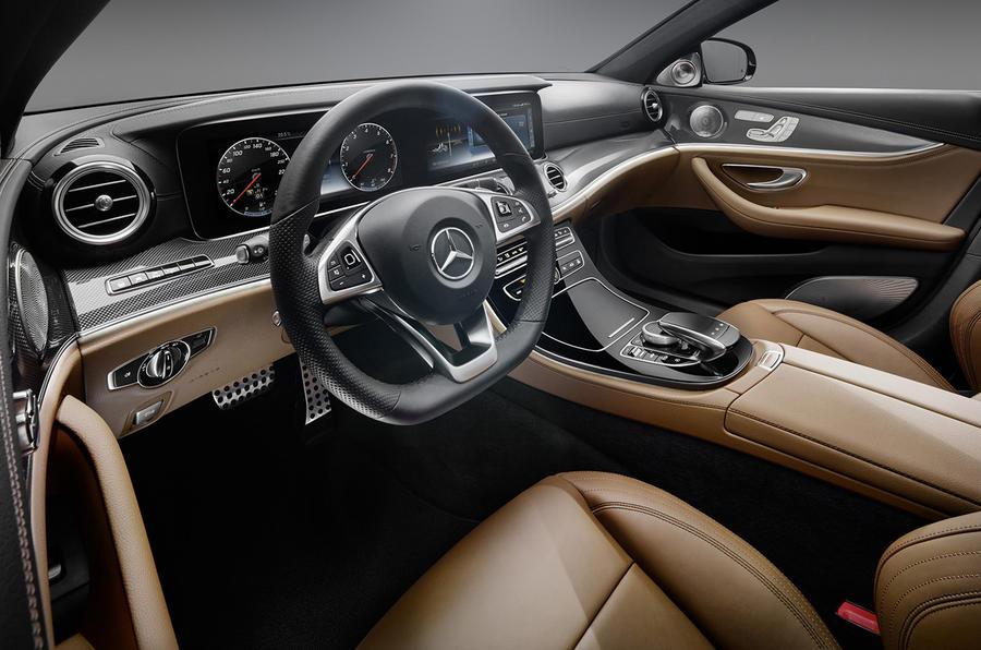 2016 Mercedes-Benz E-Class interior