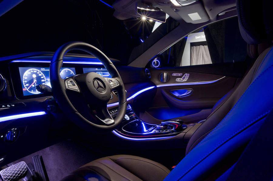 2016 mercedes benz e class engines and launch date for Mercedes benz e class 2017 interior