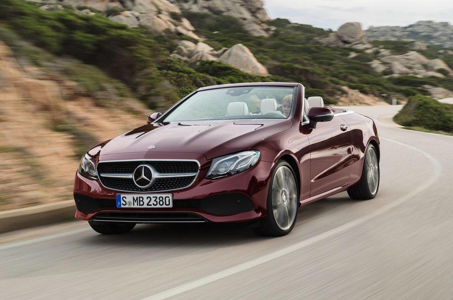 Mercedes Benz E Class Convertible For Sale