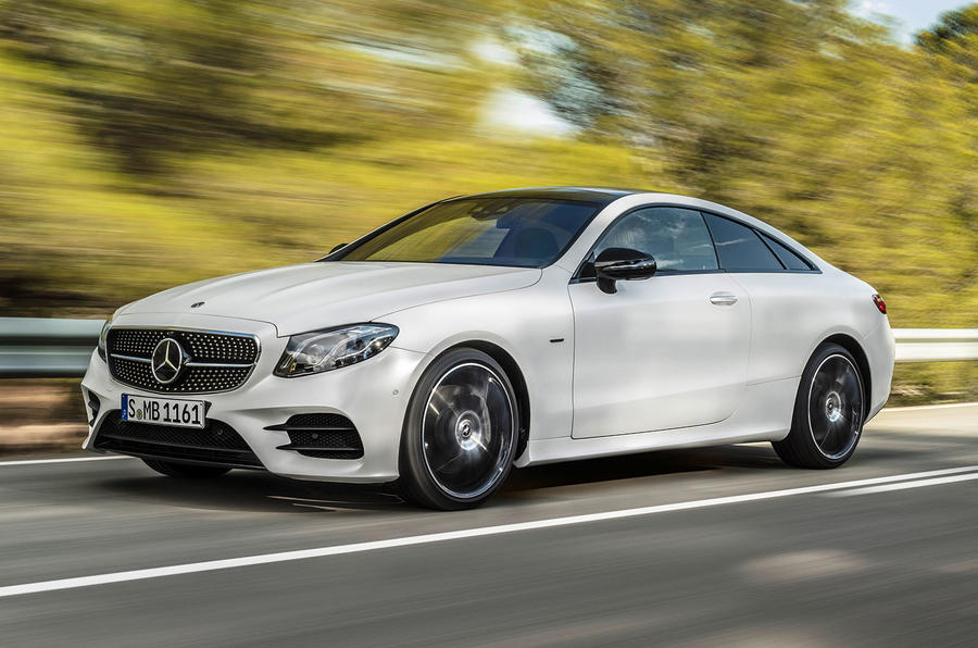 2017 mercedes benz e class coupe makes public debut in detroit. Cars Review. Best American Auto & Cars Review