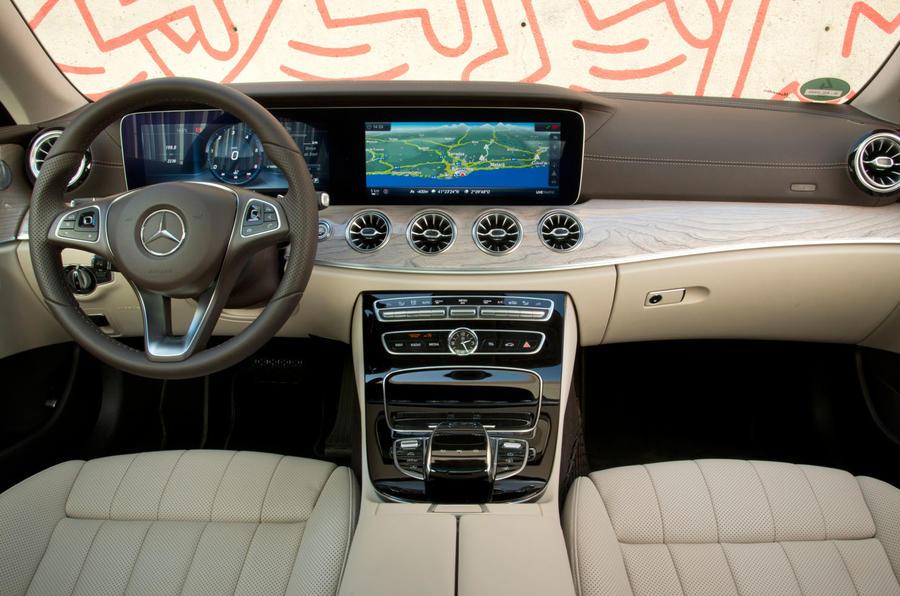 Mercedes Benz E Class Coupe E 220 D 4matic 2017 Review Autocar