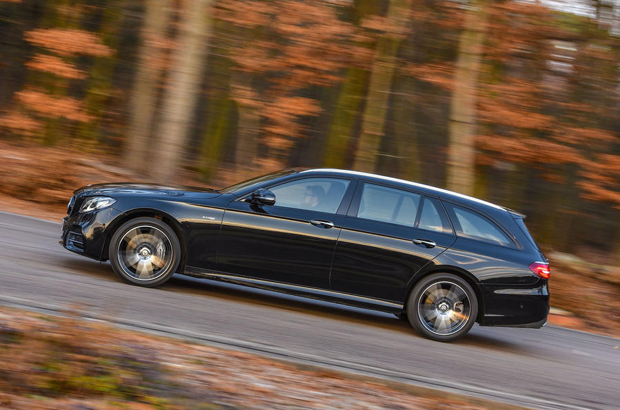 2016 Mercedes-AMG E 43 4Matic Estate review review | Autocar