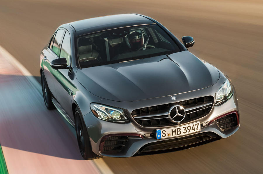 2017 mercedes amg e 63 pricing and specs announced autocar. Black Bedroom Furniture Sets. Home Design Ideas