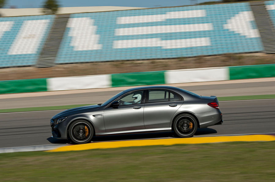 2017 Mercedes Amg E 63 S Review Review Autocar