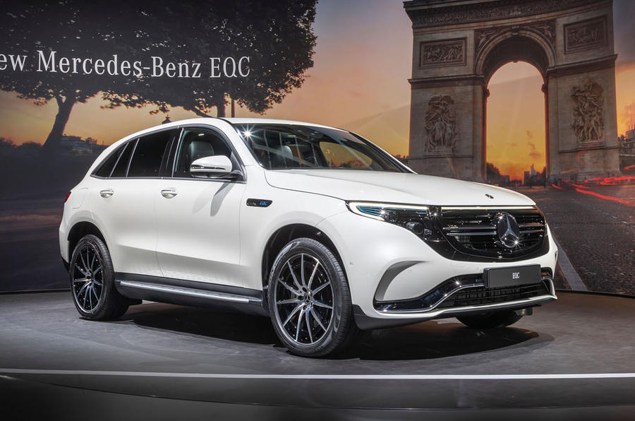 New Mercedes Suv >> New Mercedes Benz Eqc Uk Pricing Set For Ev Autocar