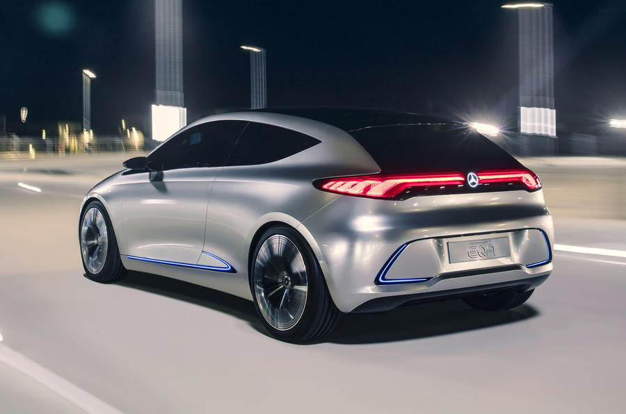 Mercedes EQA concept