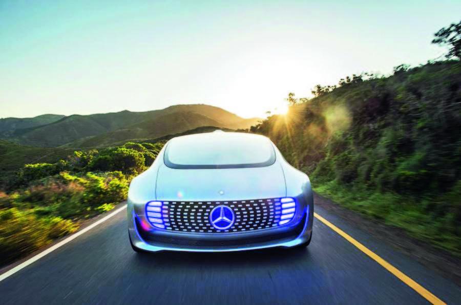 Mercedes-Benz F105 concept