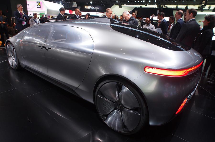 Mercedes Key Battery Change >> New technology won't change car design, says Mercedes | Autocar