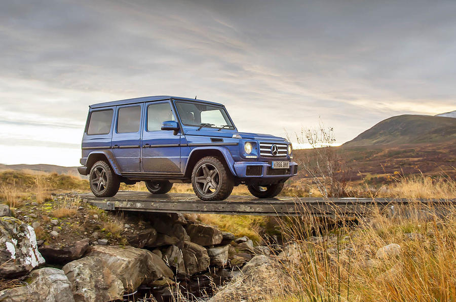 Mercedes benz g class road trip from coast to coast autocar for Mercedes benz g class off road
