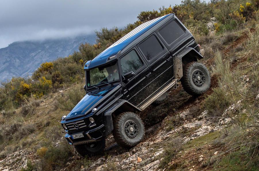 2015 mercedes g500 4x4 review autocar for Mercedes benz g500 review