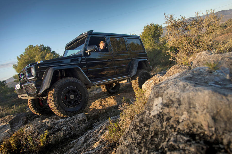 Mercedes 6X6 For Sale >> 2015 Mercedes-Benz G 500 4x4 squared review | Autocar