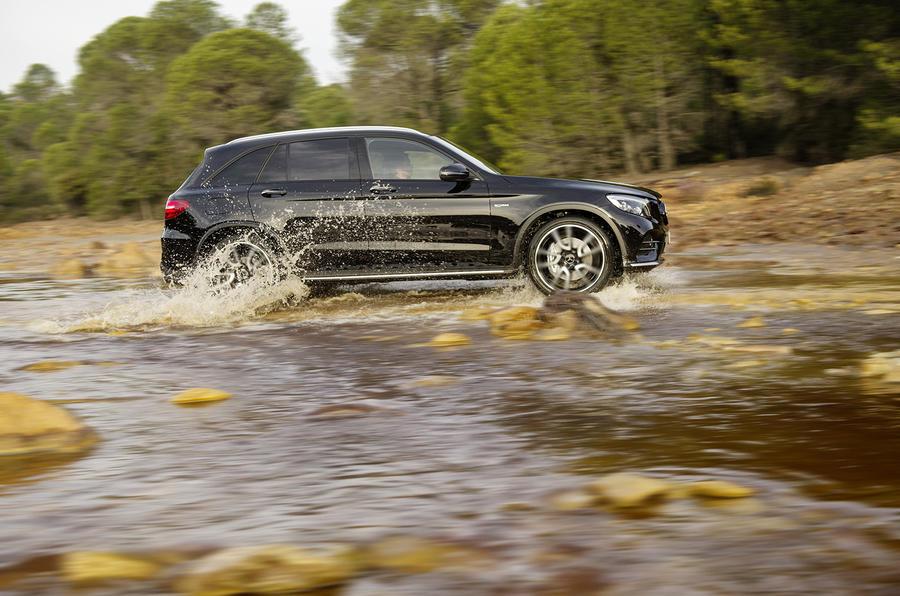 Mercedes-AMG GLC43 4Matic