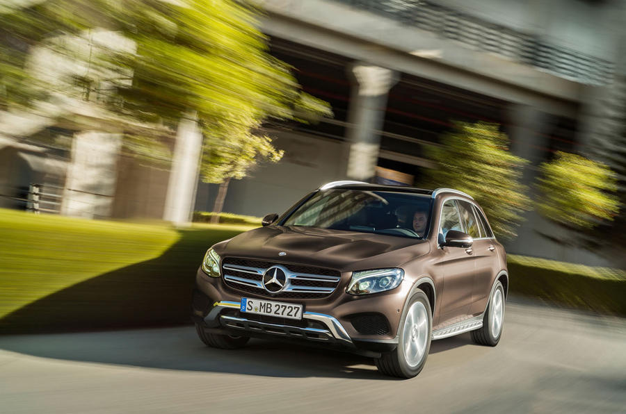 2015 mercedes benz glc revealed autocar for Mercedes benz starter motor price