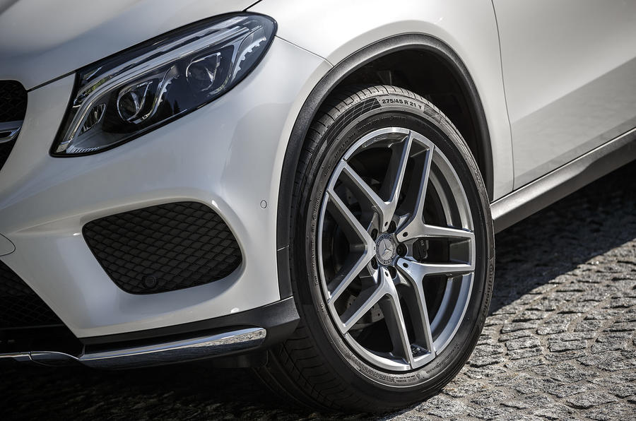 18in Mercedes-Benz GLE Coupé alloys