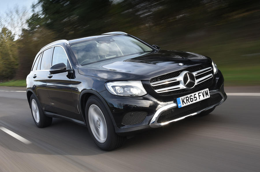 2016 mercedes glc 220 d 4matic sport review review autocar. Black Bedroom Furniture Sets. Home Design Ideas